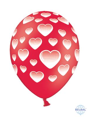 voorbedrukte ballonnen